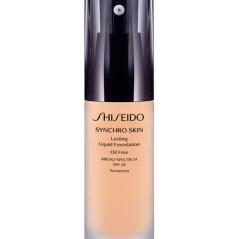 shisheido foundation
