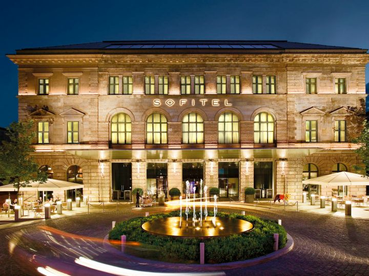 Image Courtesy: Sofitel Munich Bayerpost