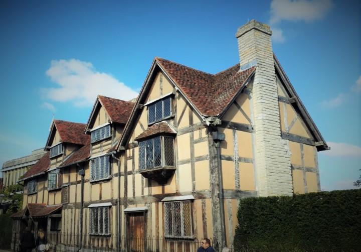 William Shakespeare's Childhood Home