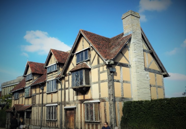 William Shakespeare's Childhood Home