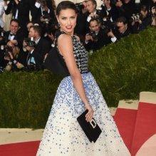 Adriana Lima in Giambattista Valli Haute Couture