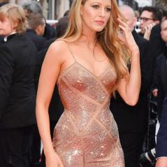 Blake Lively dazzles in Atelier Versace