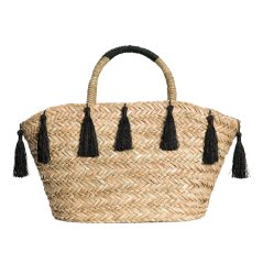 H&M Straw Shopper