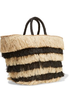 Kayu Woven Seagrass Tote