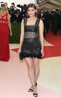 Kate Mara in Paco Rabanne