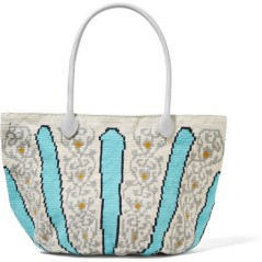 Sophie Anderson Crocheted Tote