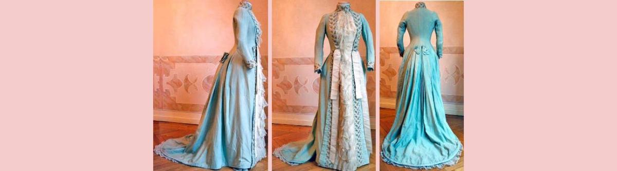 Victorian Fashion – Tea Gowns – Luxury Meister