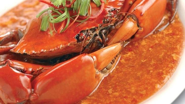 Chili Crab Singa