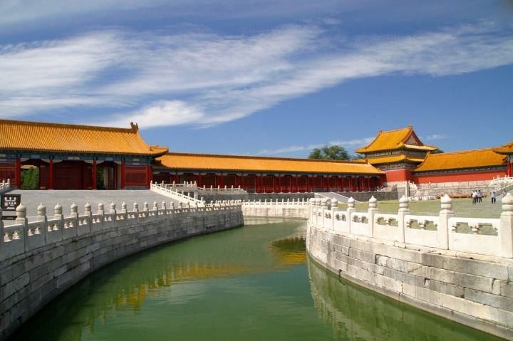Forbidden CIty - Imperial Palace Museum