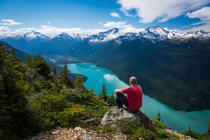 Whistler, British Columbia Image Courtesy - Whistler Tourism Board