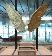 The Wings. Image Courtesy : Changi International Airport