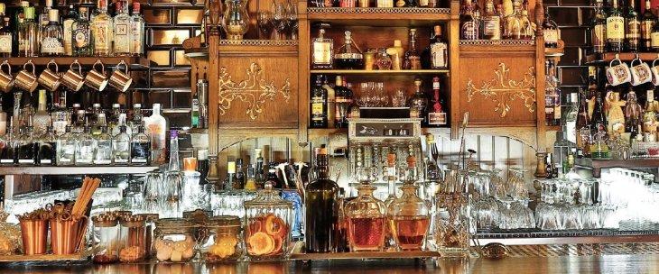Image Courtesy : Hemingway Bar