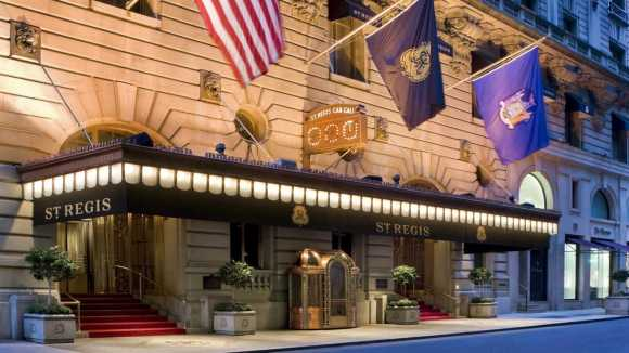 Legendary Hotels : Traditions + Tech at St. Regis NewYork