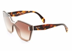 Prada Oversize Irregular Sunglasses. Shop at saksfifthavenue.com