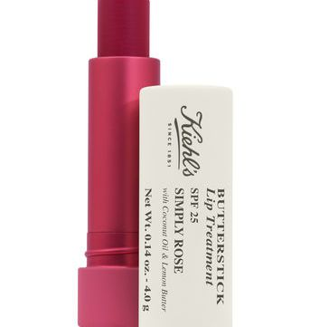 Kiehl's Butterstick Lip Treatment SPF 25 Simply Rose