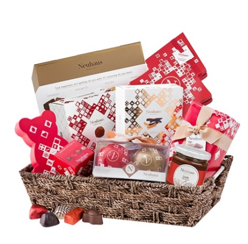Neuhaus Ultimate Luxury Christmas Hamper