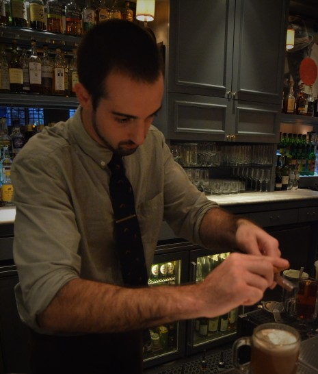 Robert Ficks - Bartender at The Hawthorne Bar