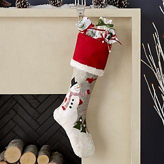 snowman-christmas-stocking