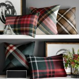 tartan-printed-silk-pillow-cover-isla-c