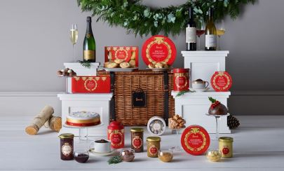 Harrods - The Knightsbridge Hamper