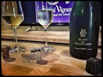 Champagne 1995 Heidsieck Blanc des Millenaires