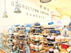 Georgetown Cupcakes in Boston