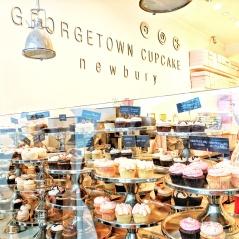 Georgetown Cupcakes in Boston