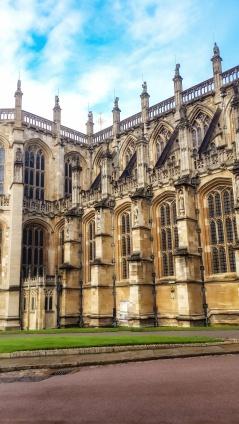 St George's Chapel in Windsor Castle