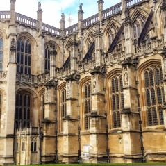 St George's Chapel in Windsor Castle