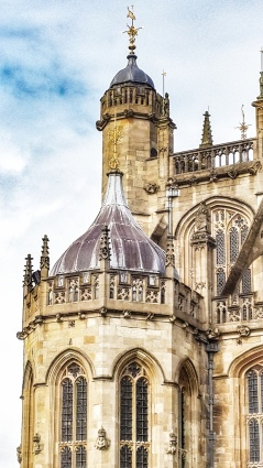 Gothic architecture - St George's Chapel