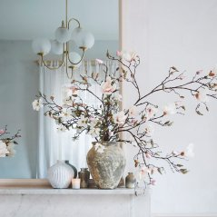 Barncle Round Vase by Terrain