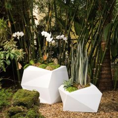 Origami Planters by West Elm