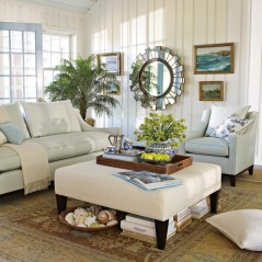 Living Room Spring Look by Williams Sonoma