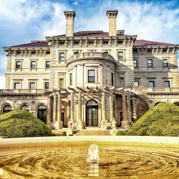 The Breakers at Newport Rhode Island