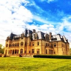 Newport Mansions in Rhode Island