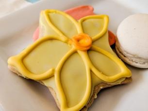 Daffodil Cookie