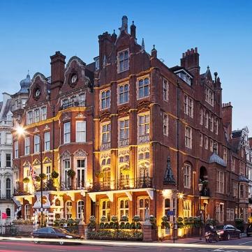 The Milestone Hotel Opposite Kensington Palace & Gardens