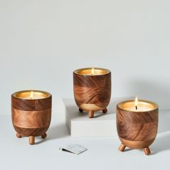 Rewind Barrel Candles by Williams-Sonoma