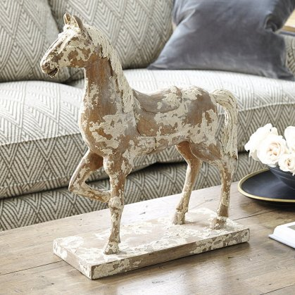 Horse Sculpture by Ballard Designs