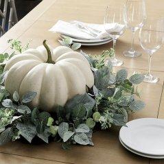 Pumpkin Planter Filler by Ballard Designs