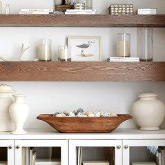 wooden tray Ballard Designs
