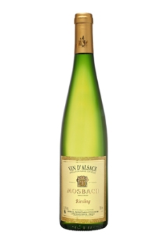 2016 Mosbach Vins d'Alsace Riesling.