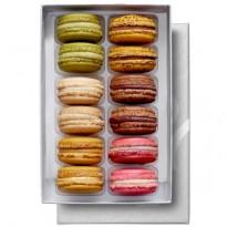 12 Signature Macaron Box - Pierre Herme Paris