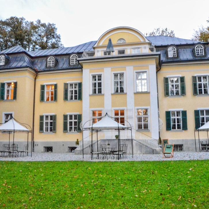 Villa Trapp, Salzburg. Image Courtesy: Neha Wasnik