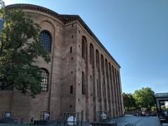 Konstantin Basilika, Trier. Image Courtesy: Vindscape