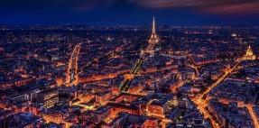 City of Lights - Paris