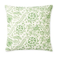 Aerin Leah Printed Pillow - Outdoor. Image Courtesy - William Sonoma Home